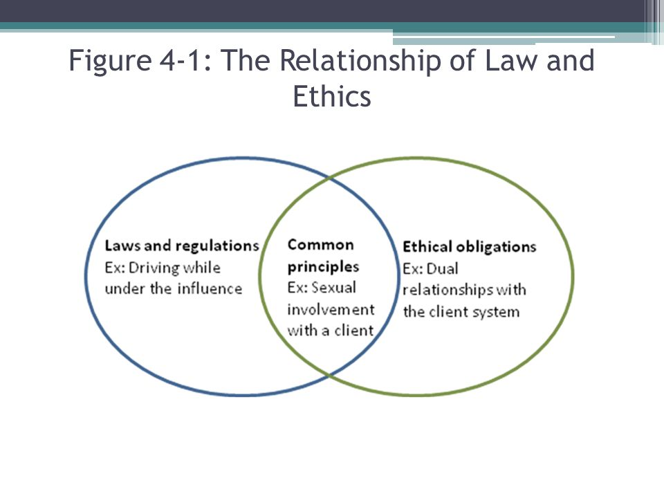 lieneke relationship law and ethics