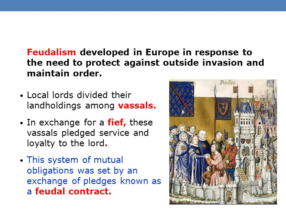 feudalism and court services vassals The fiefs bound together lords and vassals feudalism was a structure in crops, and court military services and protection feudalism was a set of political.