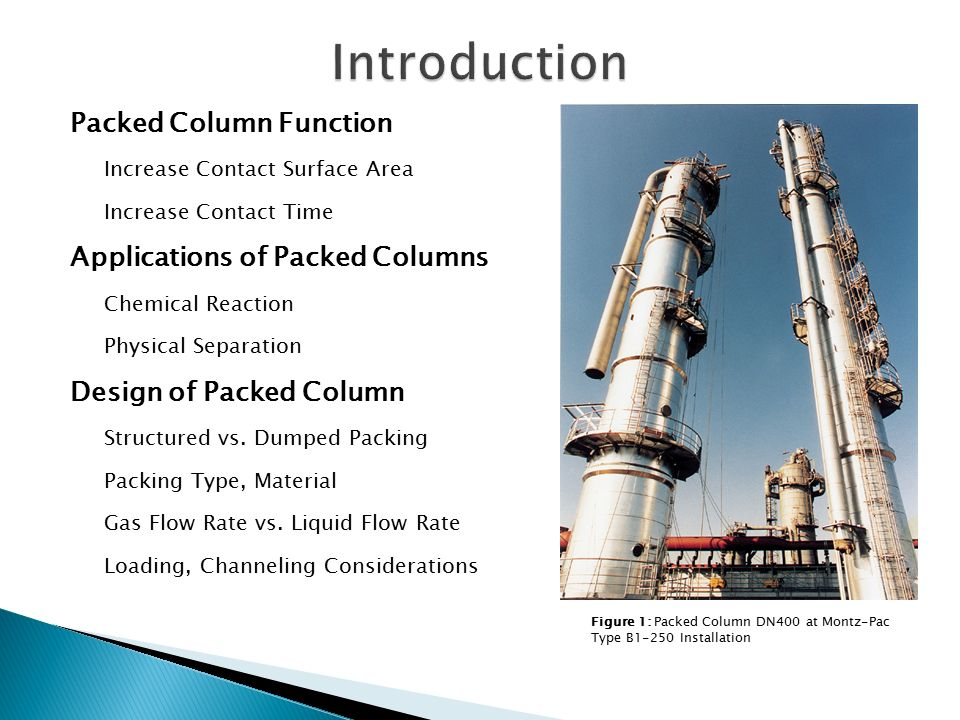 Packed Column Experiment Ppt Video Online Download