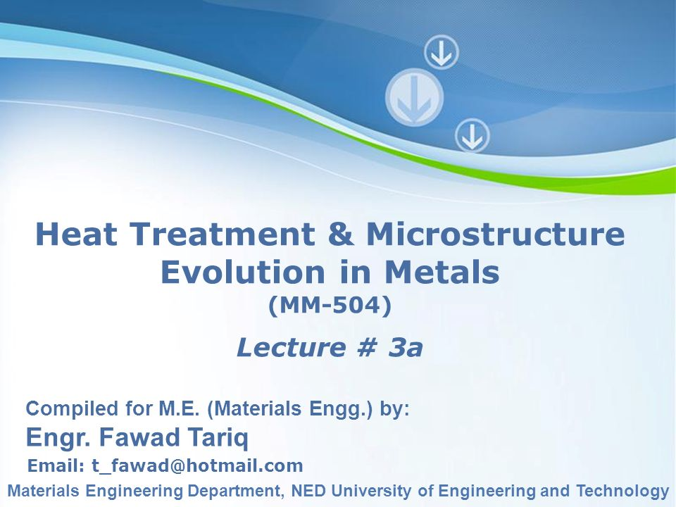 Heat treatment microstructure evolution in metals ppt video heat treatment microstructure evolution in metals toneelgroepblik Images