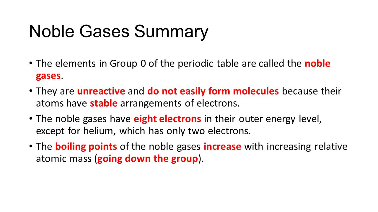 Periodic table quiz what is the lightest element on the periodic noble gases summary the elements in group 0 of the periodic table are called the noble gamestrikefo Choice Image