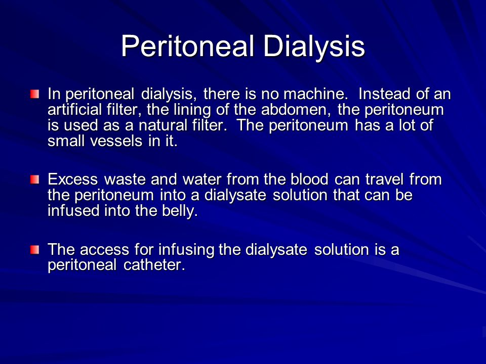 Introduction The Number Of Patients With End Stage Renal