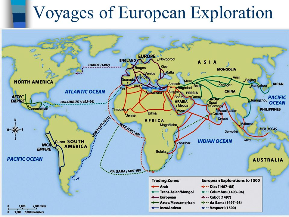 european exploration When did europeans first reach north america this article is about early  explorers prior to john cabot's 1947 voyage.