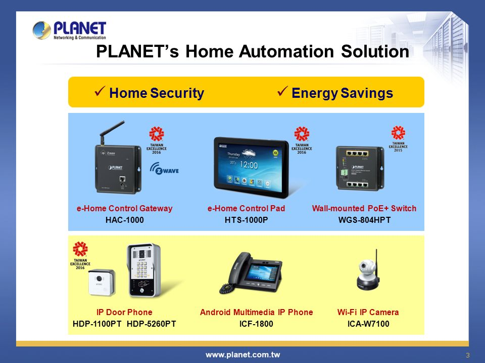 Home automation network solution ppt video online download - Home automation energy saving ...