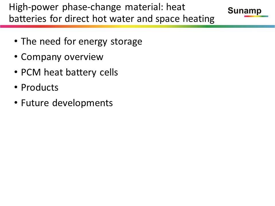 Edinburgh | Zurich 2016 UK Thermal Energy Storage Workshop - ppt ...