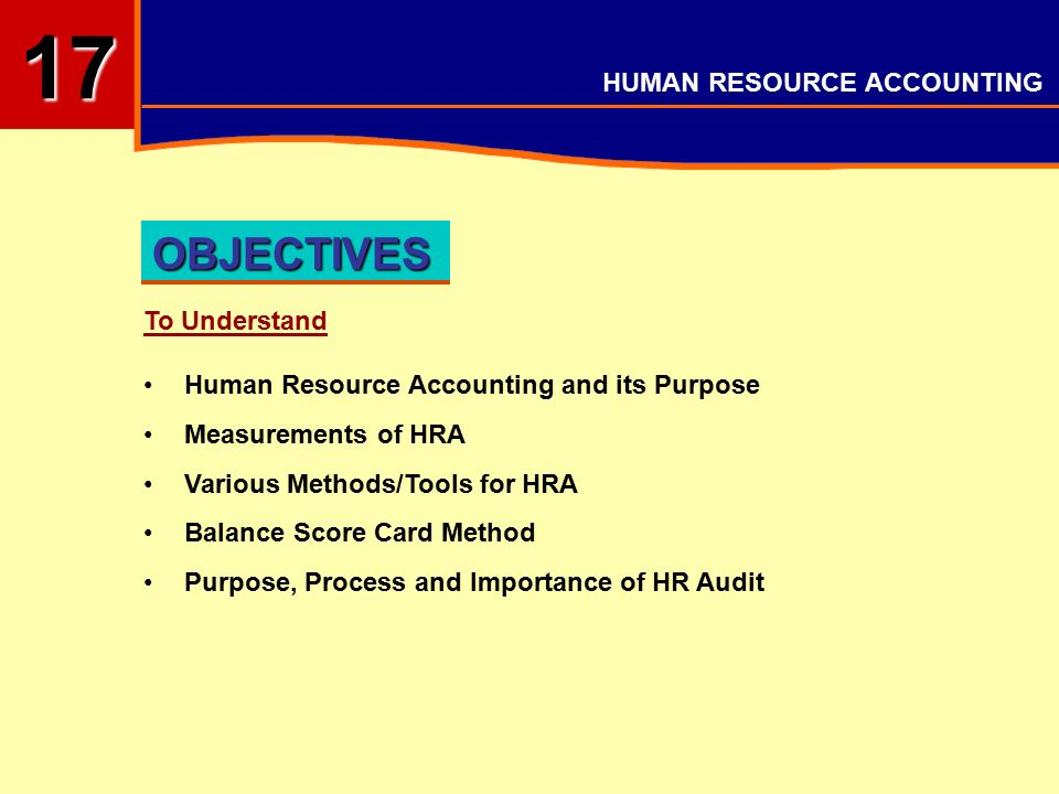 human resource accounting and the importance Chapter 16 - acquiring and managing financial resources robert p bentz 1 robert p bentz is senior interpaks adviser in the office of international agriculture, university of illinois at urbana-champaign, urbana, illinois.