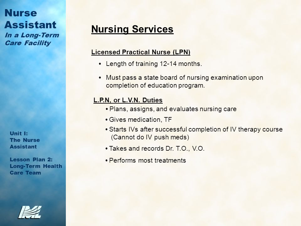 6 nursing - Duties Of Nurse Assistant