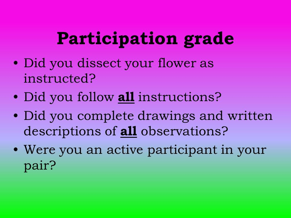 participation grade I am totally stuck i want to grade participation it's very simple we have a set of discussions and i would like to give one point per post.