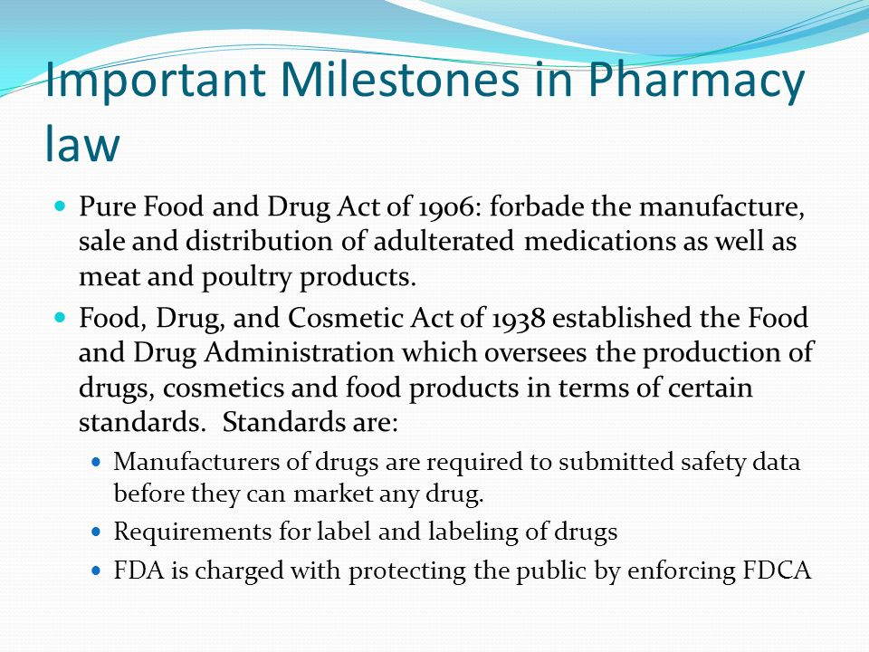 pharm law Q&a on law governing pharmaceuticals, medicines, drug stores, medical devices, licensing and more.