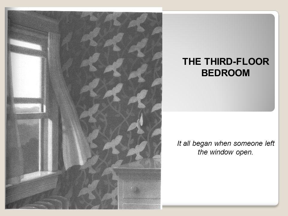 harris burdick the third floor bedroom