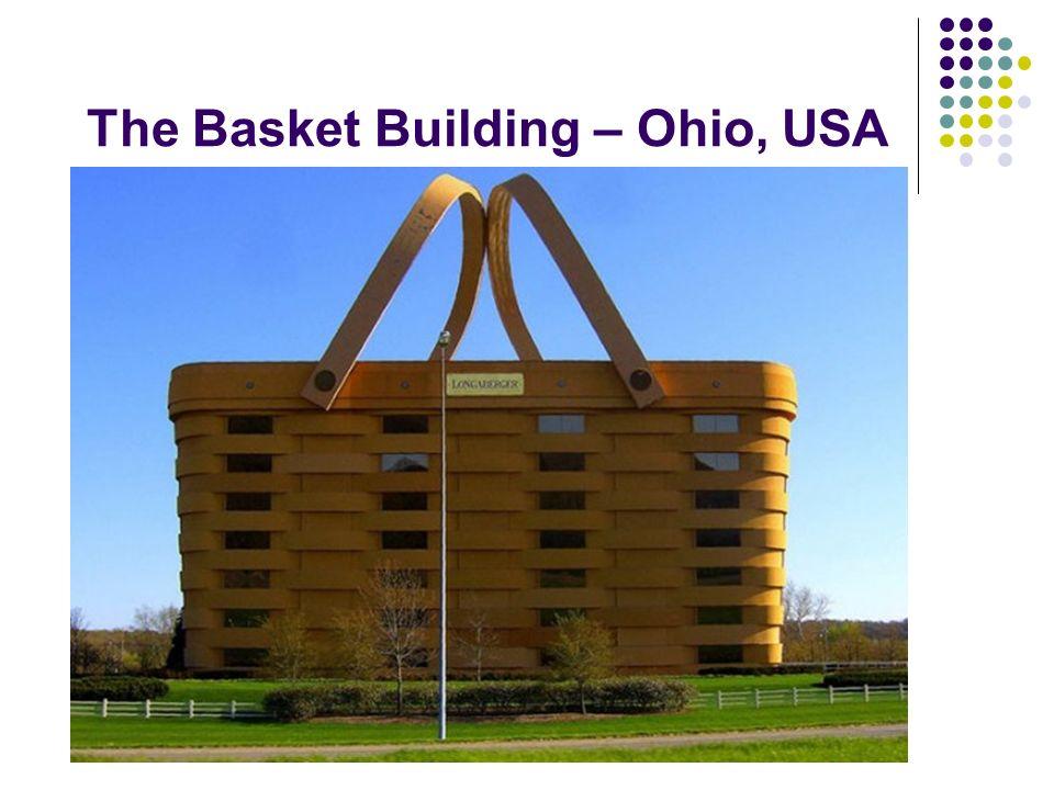 35 The Basket Building U2013 Ohio, ...