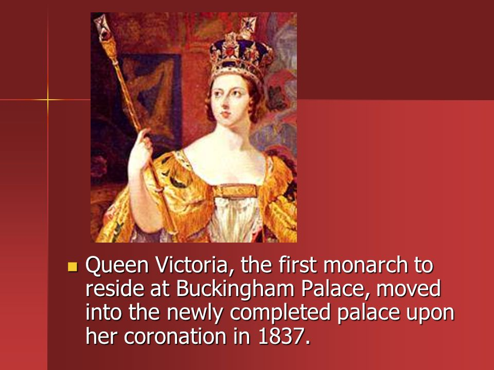 Buckingham Palace Ppt Video Online Download