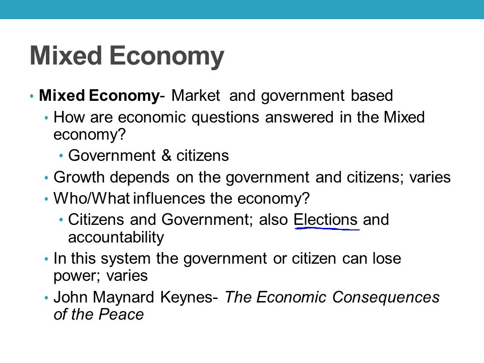 mixed market economy for the philippines Start studying principles and practices of market and mixed economies learn vocabulary, terms, and more with flashcards, games, and other study tools.