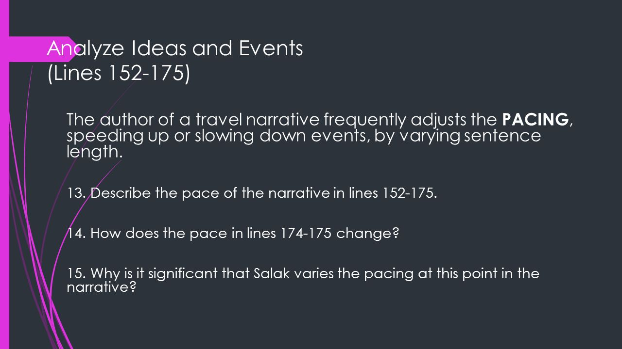 Analyze Ideas and Events (Lines 152-175)