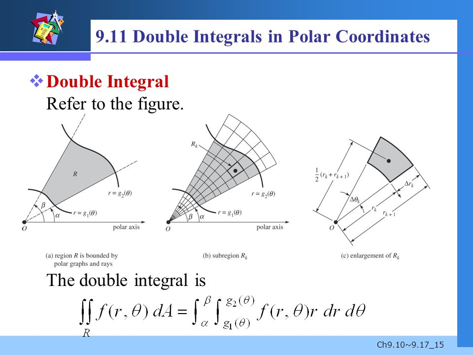 how to find centroid by double integral