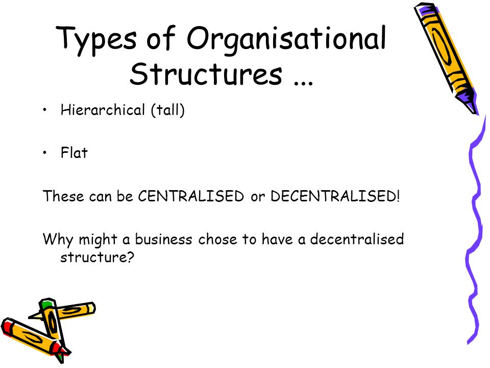 the organisational structures and strategic planning 2 strategy, structure and organisational culture strategy   examples of structures  strategic planning is vital to ensure that your organisation follows the.