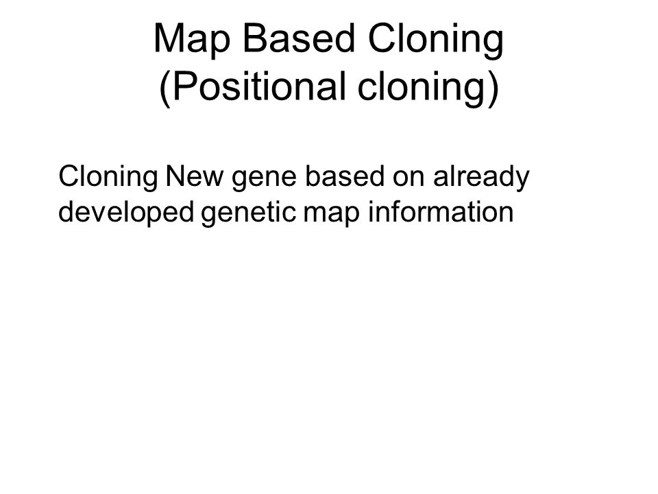 Map Based Cloning (Positional cloning) on plasmid map, concept map, symptom map, chromosome map, library map, norman map, order genetic map, antigen map, human genetic map, dna map, genetic code map, sequencing map, ebola outbreak 2014 map, patricia map, europe genetic map, genome map, person standing on a map, cloning map, vector map, hierarchy map,