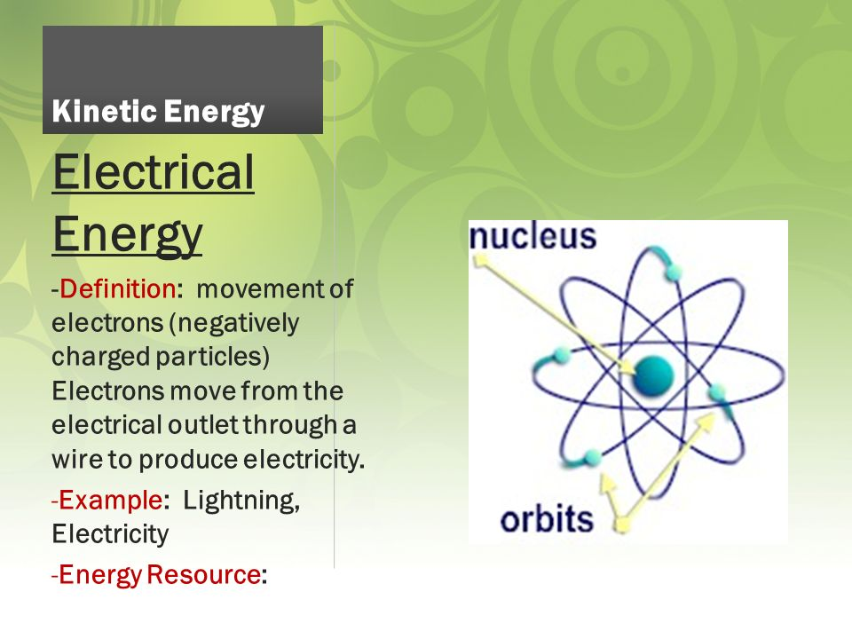 Electromagnetic Energy Examples Pictures