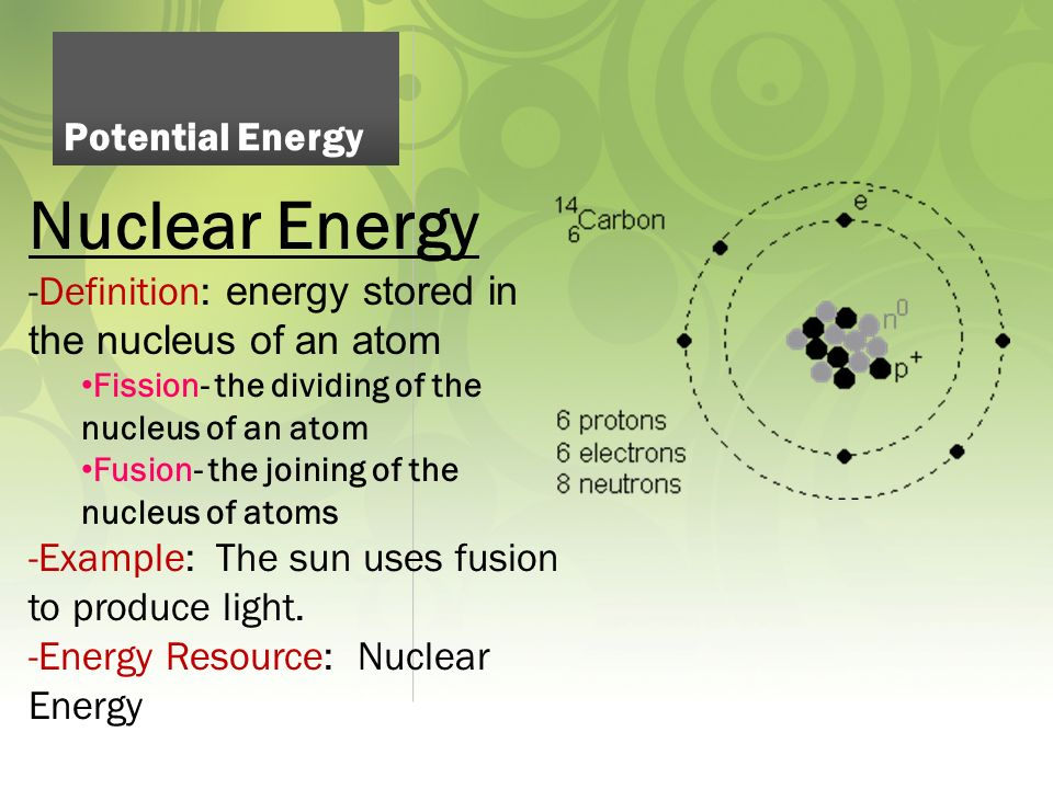 an introduction to the definition of nuclear fusion Without additional technical development we could use practical nuclear fusion today to lift billions of people alive on the planet out of poverty and provide fusion based electricity for all in its 1970s and 1980s lanl and llnl national labs produced preliminary designs for fission-fusion and.