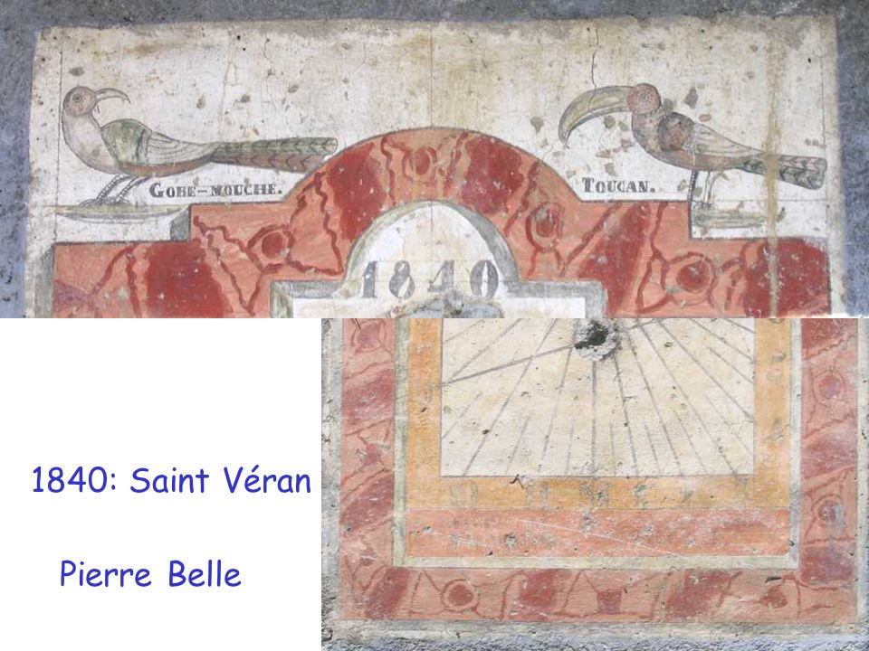 1840: Saint Véran Pierre Belle