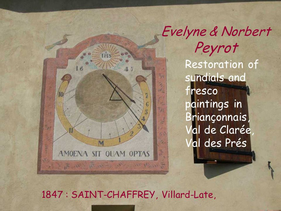 Evelyne & Norbert Peyrot