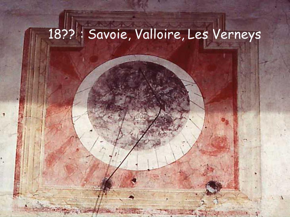 18 : Savoie, Valloire, Les Verneys