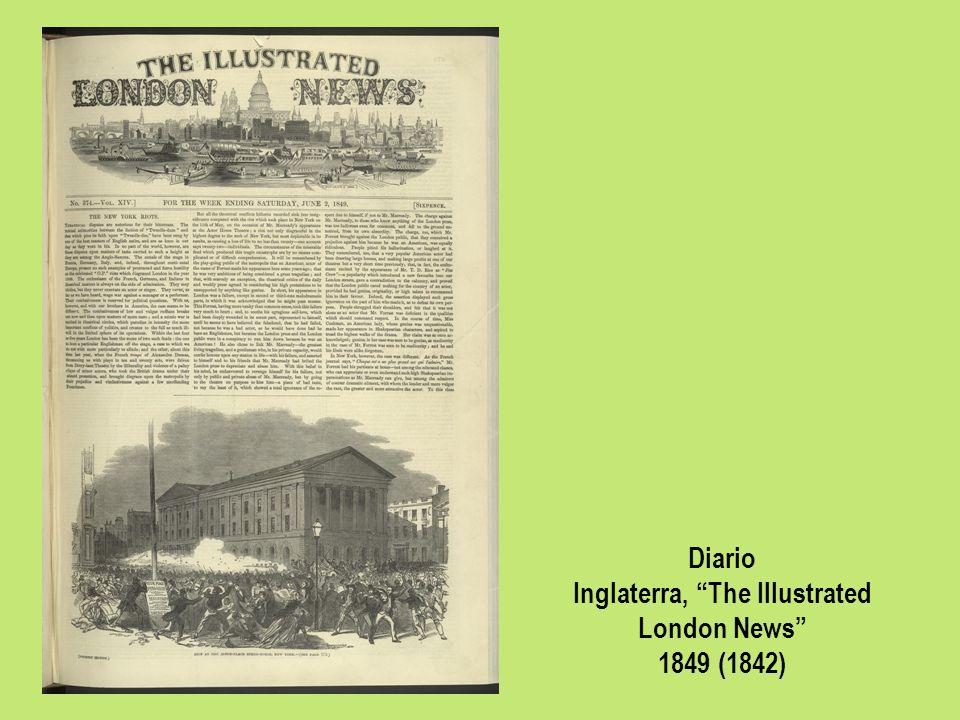 Inglaterra, The Illustrated London News