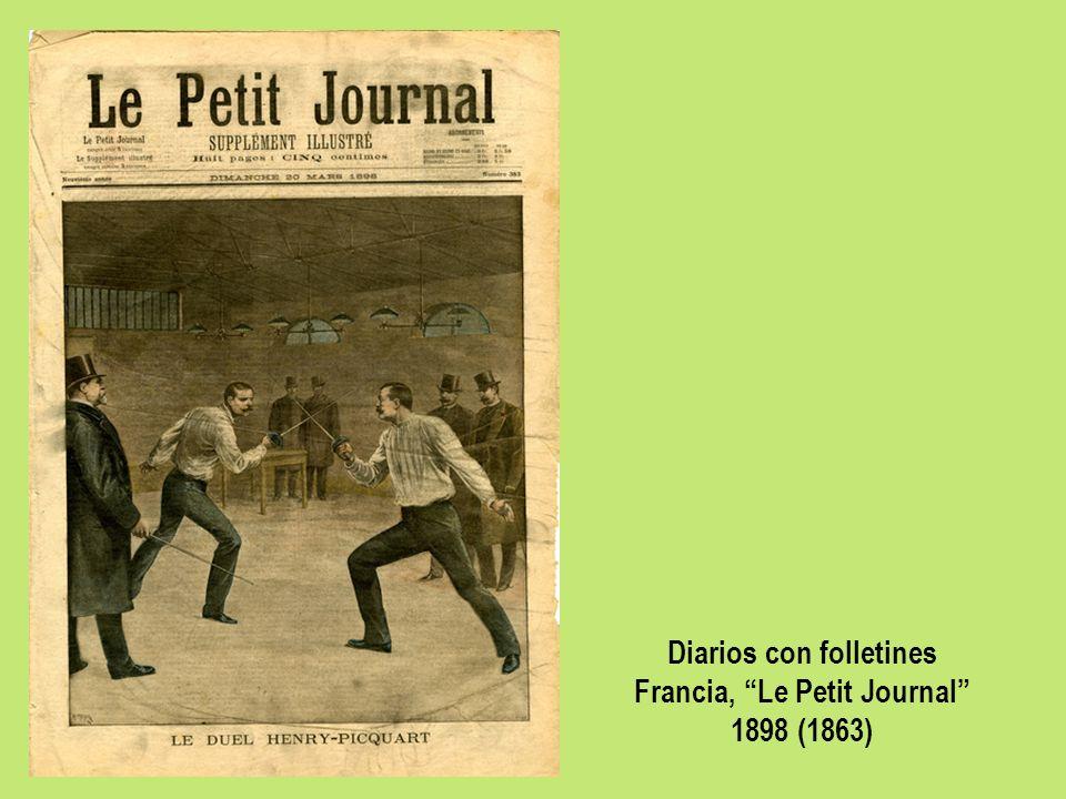 Diarios con folletines Francia, Le Petit Journal