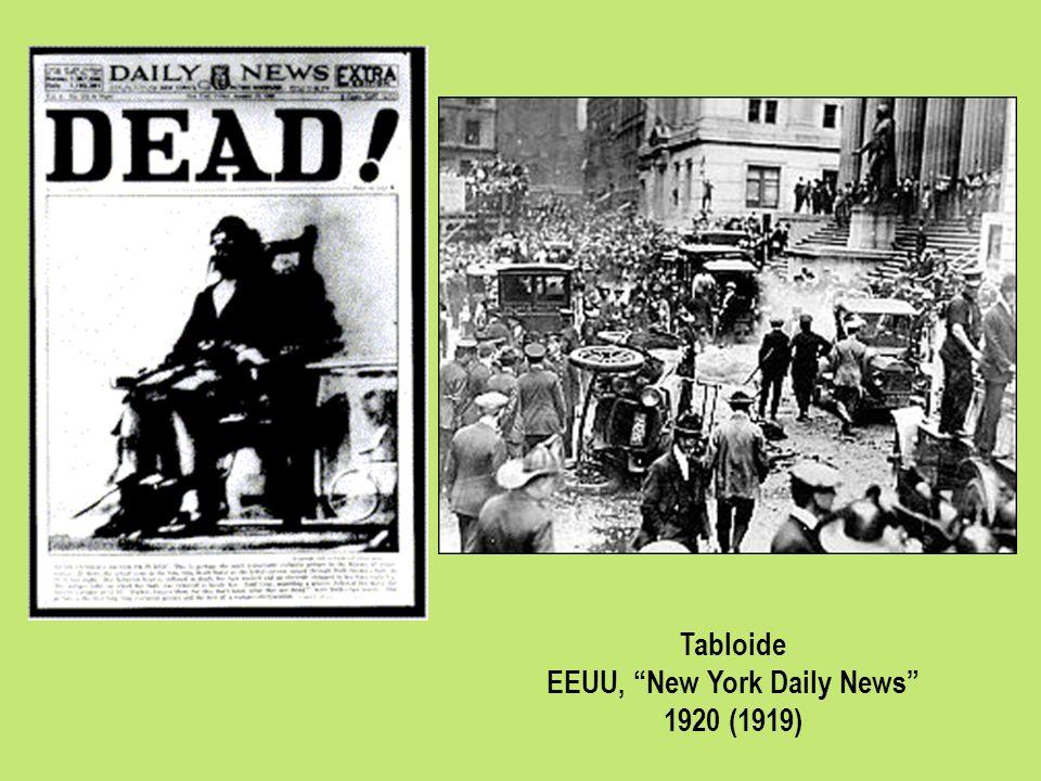 EEUU, New York Daily News