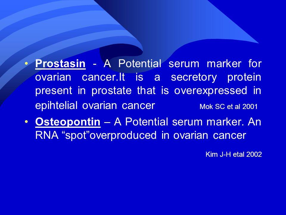 Hcg serum ovarian cancer