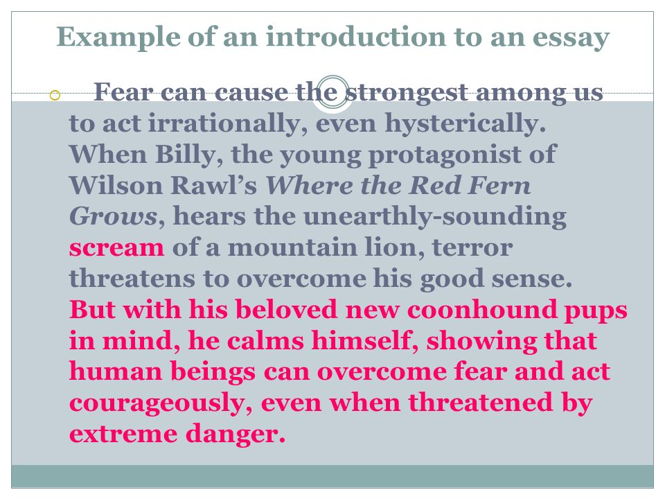 how to tell introduction about fear Tips for self-introduction in a personal interview example: interviewer observes many things: interview question: tell me something about yourself.