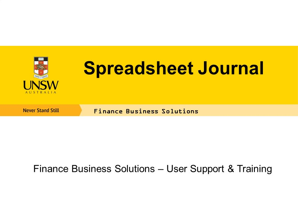 Finance business solutions user support training ppt download finance business solutions user support training toneelgroepblik Gallery