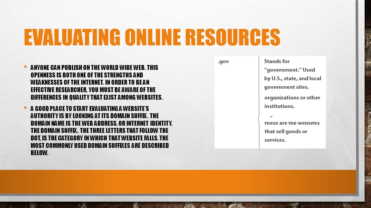 evaluating sources how credible are they ppt video online download