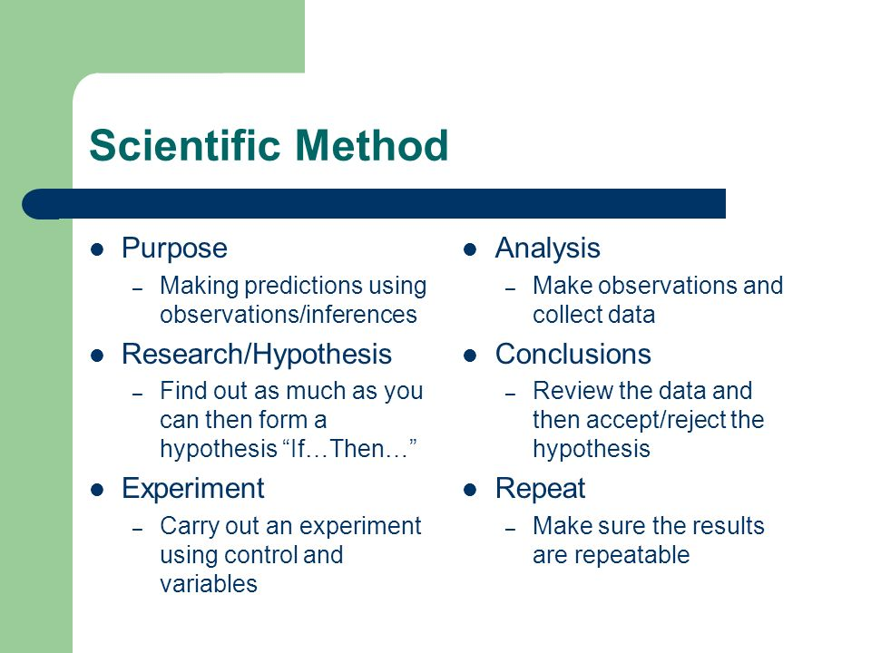 how to write a prediction vs hypothesis