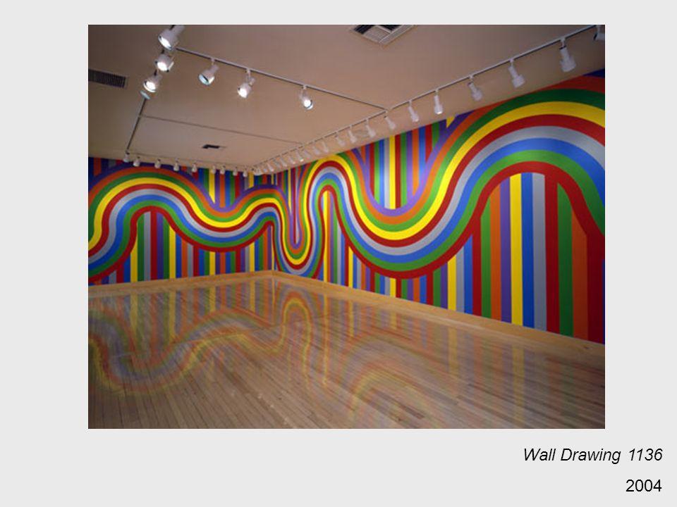 Wall Drawing 1136 2004