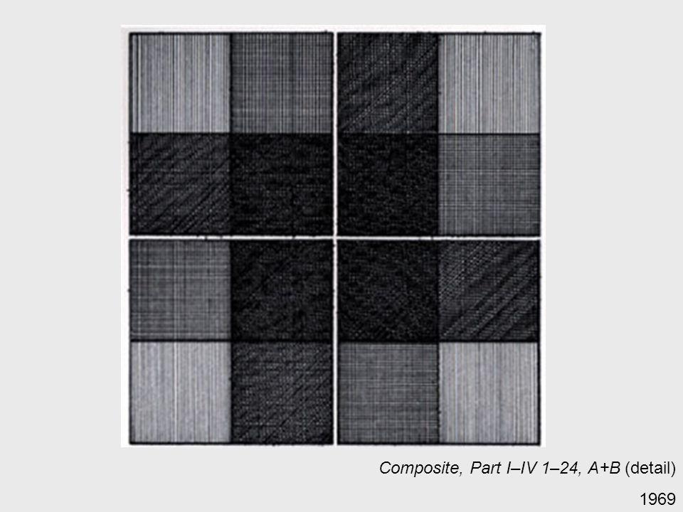 Composite, Part I–IV 1–24, A+B (detail)