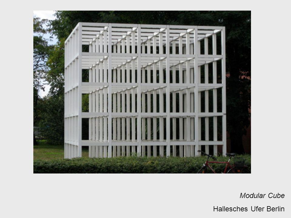 Modular Cube Hallesches Ufer Berlin