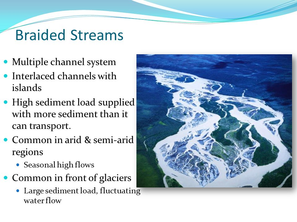 12 River Systems Eric Christiansen Geology ppt download