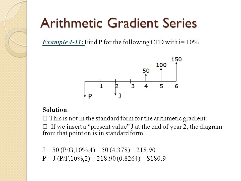 arithmetic series examples with solutions pdf