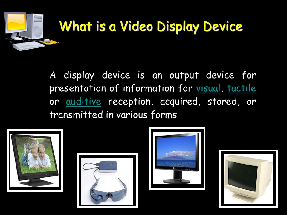 video display devices in computer graphics pdf