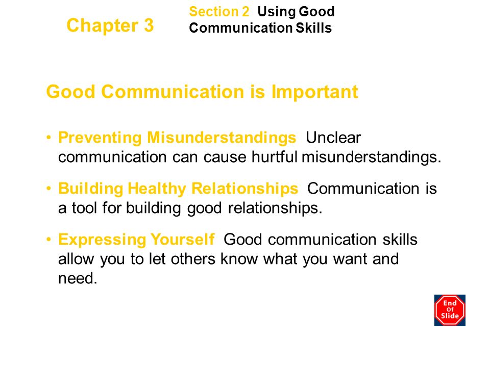 How good communication skill is significant in healthcare