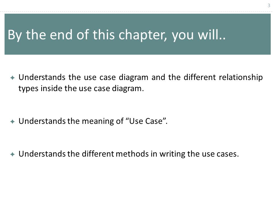 Chapter 5 use cases chapter 6 25 in applying uml and patterns 3 by the end of this chapter you will understands the use case diagram and the different relationship types ccuart Image collections