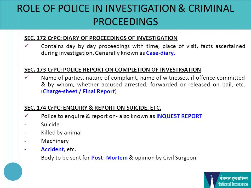 """cj210 criminal investigation final paper Running header: criminal investigation1 criminal investigation tracy kelly kaplan university cj210-05 november 24, 2011 professor ron reinhardt criminial investigation2 criminal investigation criminal investigation as defined by encyclopedia britannica (2011) is an """"ensemble of methods by which crimes are studied and criminals apprehended."""