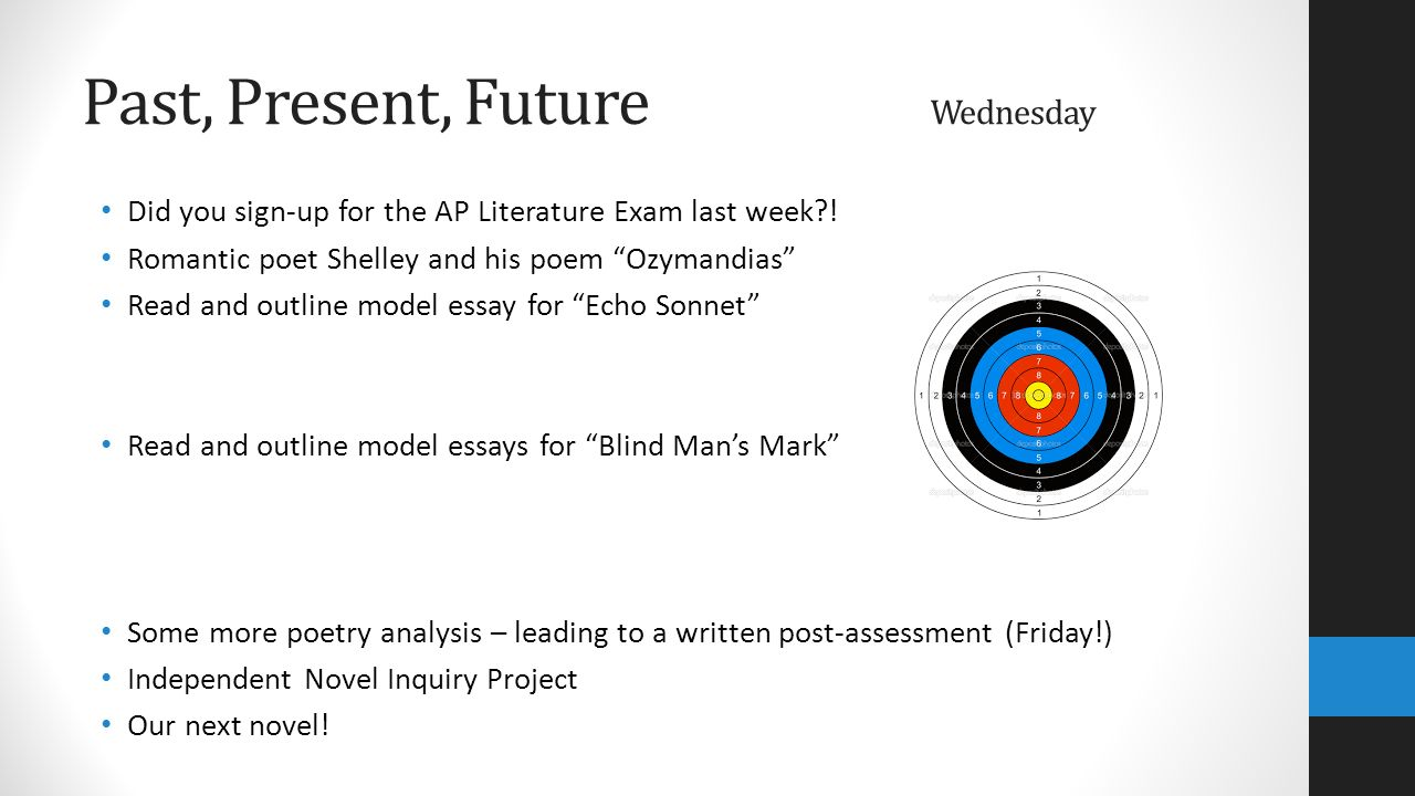 ozymandias essay theme