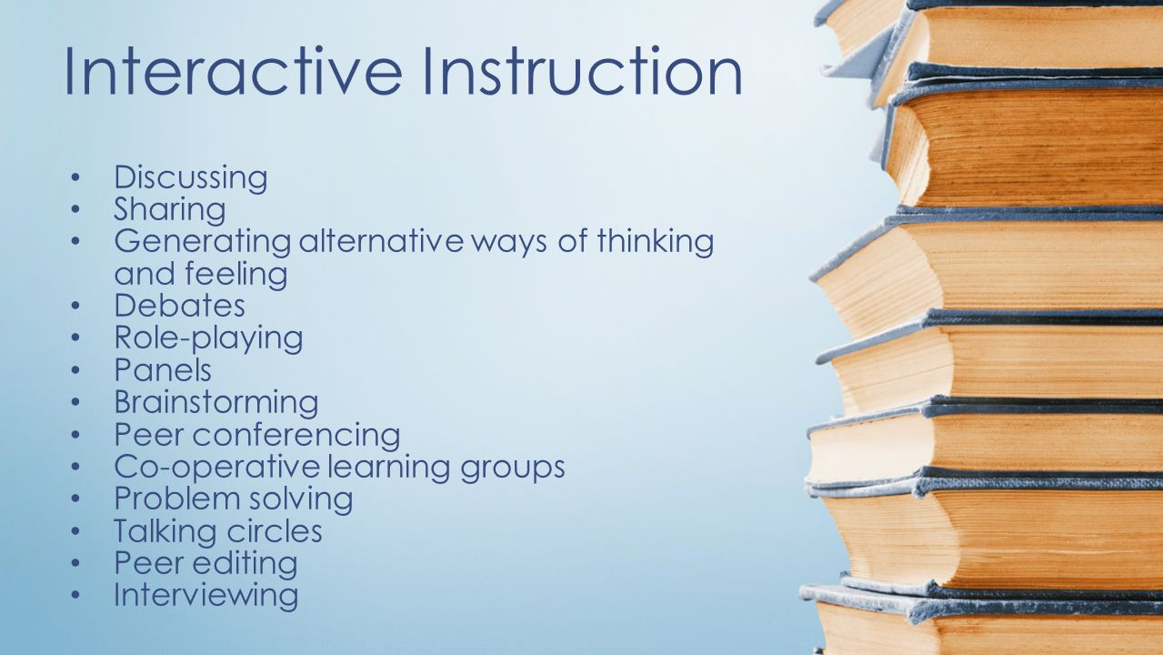 using direct instruction as a teaching strategy