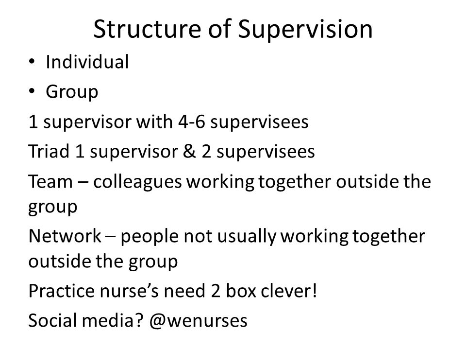 clinical supervision dissertation Supervision contract definitions clinical social work is the professional application of social work theory and methods to the treatment and prevention of psychosocial dysfunction, disability, and.