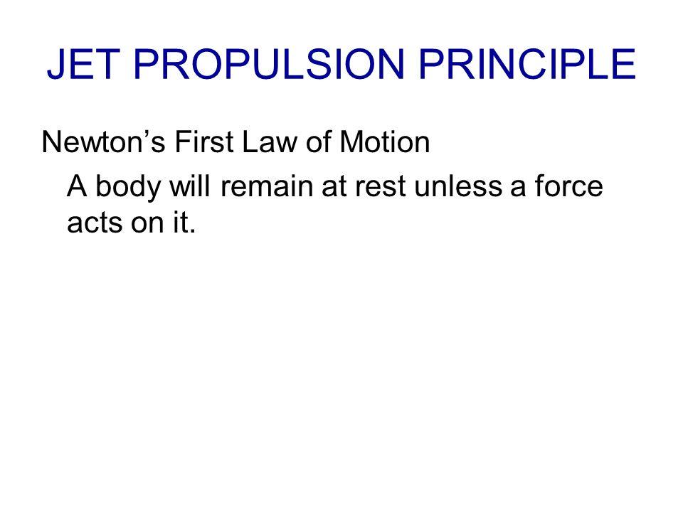 principle of jet propulsion pdf
