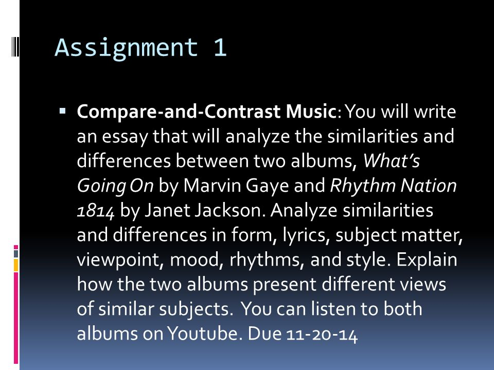 comparison and contrast in essay What is a comparison / contrast essay a comparison shows how two subjects are similar a contrast shows how two subjects are different people compare and contrast in both writing and life.