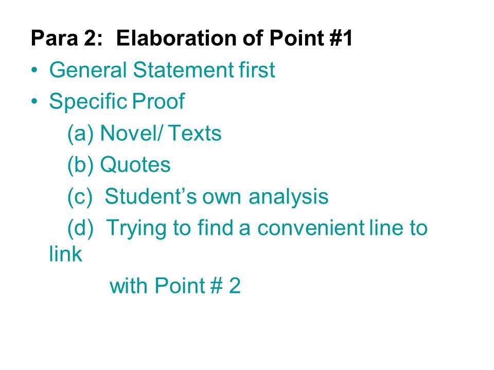 4 para - Basic Essay Writing Format