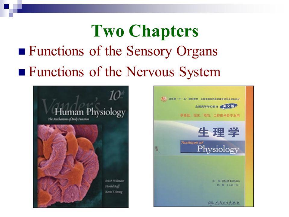 nervous system and sensory organs pdf